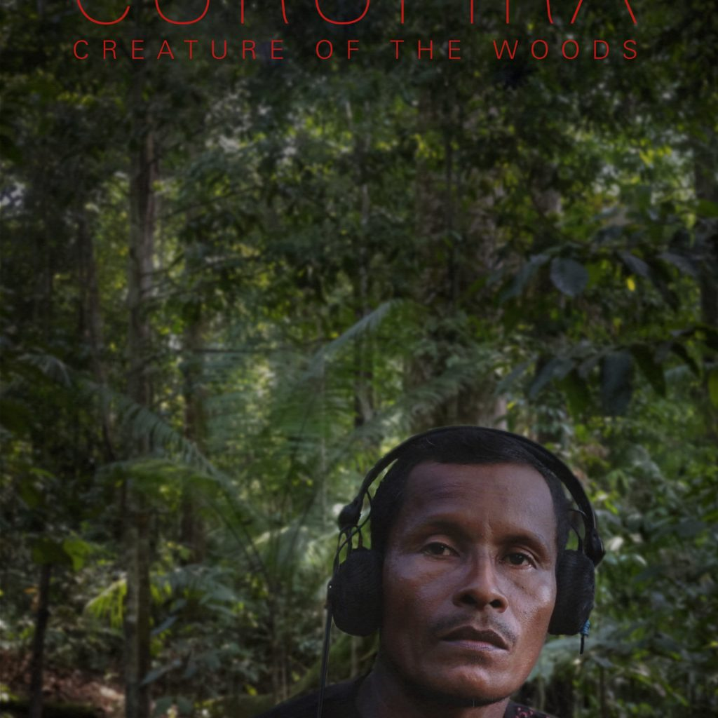 Curupira creature of the woods (Poster)